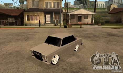Lada VAZ 2107 LT pour GTA San Andreas
