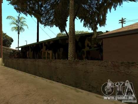 Maison neuve de Denis pour GTA San Andreas cinquième écran