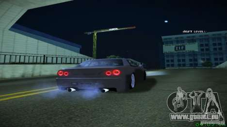 Elegy Skyline pour GTA San Andreas vue de droite