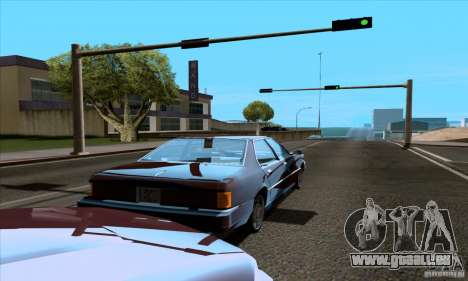 ENB Series v1.4 Realistic for sa-mp für GTA San Andreas achten Screenshot