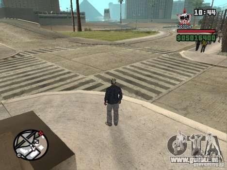 Todas Ruas v3.0 (Las Venturas) pour GTA San Andreas quatrième écran