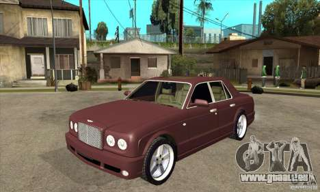 Bentley Arnage GT pour GTA San Andreas
