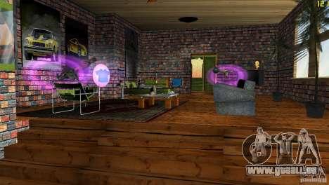 Hôtel Retekstur pour GTA Vice City