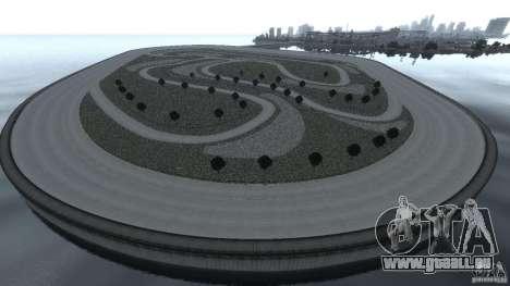 Dakota Track pour GTA 4 troisième écran