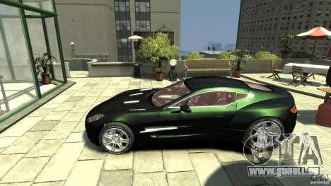 Aston Martin One-77 [EPM] pour GTA 4 est une gauche