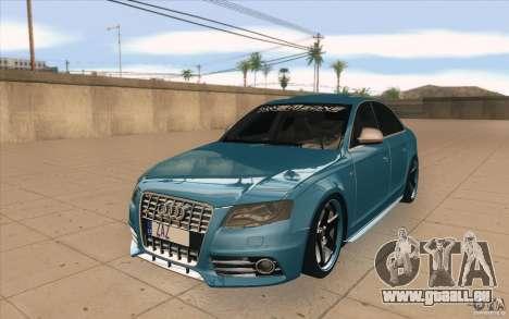 Audi S4 2009 für GTA San Andreas