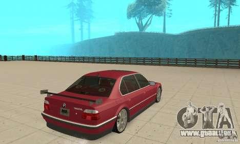 DRIFT CAR PACK pour GTA San Andreas troisième écran