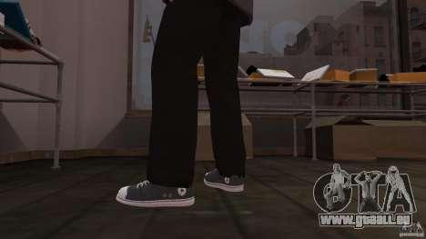 Converse Allstars pour GTA 4 troisième écran