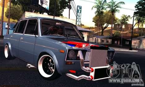 VAZ 2106 Turbo für GTA San Andreas