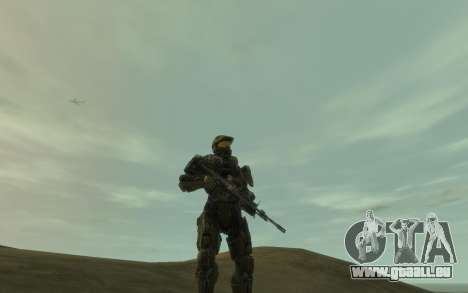 Halo 4 Master Chief für GTA 4 weiter Screenshot
