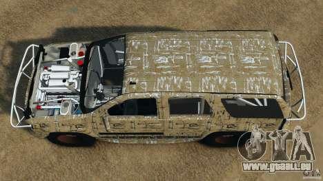 Chevrolet Tahoe 2007 GMT900 korch für GTA 4 rechte Ansicht