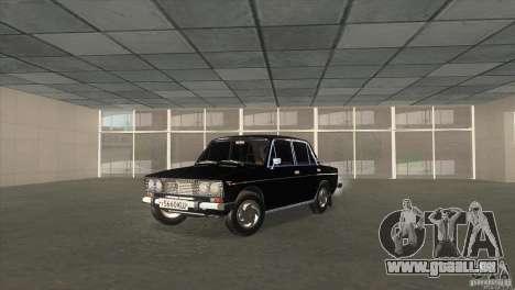 2103 Vaz pour GTA San Andreas