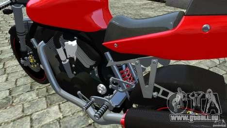 Suzuki Street Fighter Custom für GTA 4 rechte Ansicht