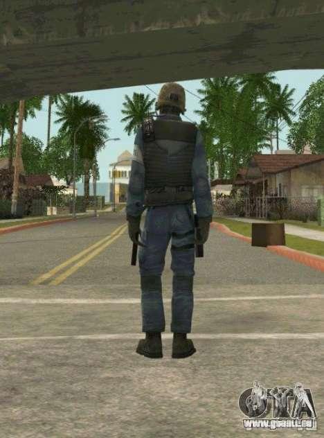 Counter-terrorist für GTA San Andreas siebten Screenshot