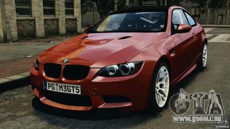 BMW M3 GTS 2010 für GTA 4