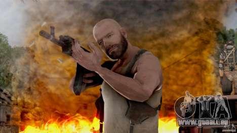 SA Beautiful Realistic Graphics 1.7 BETA für GTA San Andreas neunten Screenshot