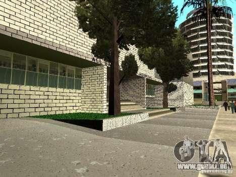 Alle Heiligen-Krankenhaus für GTA San Andreas dritten Screenshot
