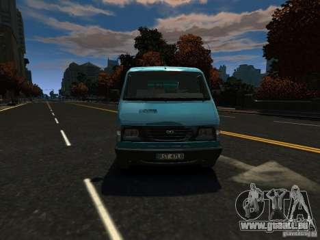 Daewoo Lublin 3 2000 pour GTA 4 est un droit
