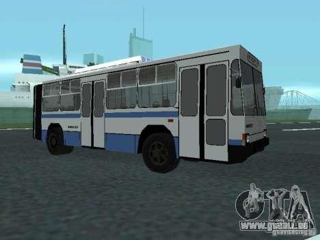 FEROUK T1 pour GTA San Andreas laissé vue