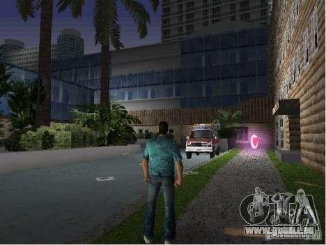 Das neue Krankenhaus für GTA Vice City zweiten Screenshot