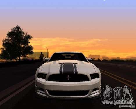 Real World ENBSeries v4.0 pour GTA San Andreas deuxième écran