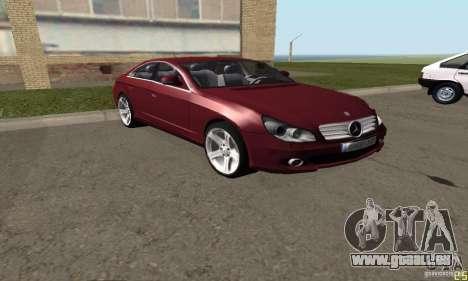 Mercedes-Benz CLS500 v2 für GTA San Andreas