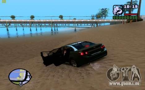 ENBSeries by VadimSpiridonov für GTA San Andreas sechsten Screenshot