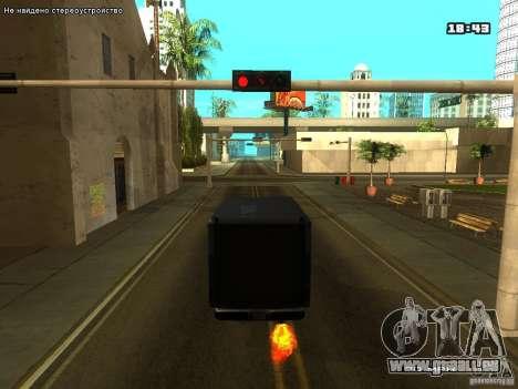 ENB pour ordinateurs portables pour GTA San Andreas troisième écran