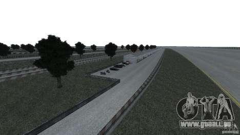 Dakota Track pour GTA 4 quatrième écran