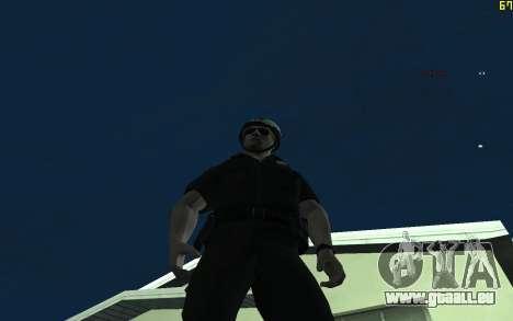 Neue DPSnik für GTA San Andreas dritten Screenshot