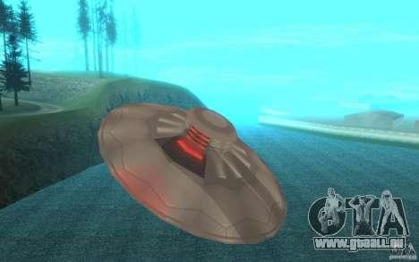 UFO Atack pour GTA San Andreas