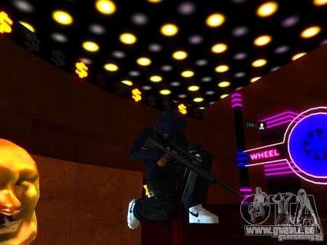 New Weapons pour GTA San Andreas sixième écran