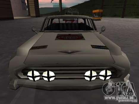 Bloodring Banger (A) de Gta Vice City pour GTA San Andreas vue de droite