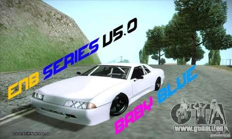 ENBSeries v5.0 Baby Blue für GTA San Andreas