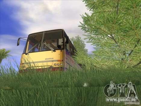 Ikarus 260 32P pour GTA San Andreas vue arrière