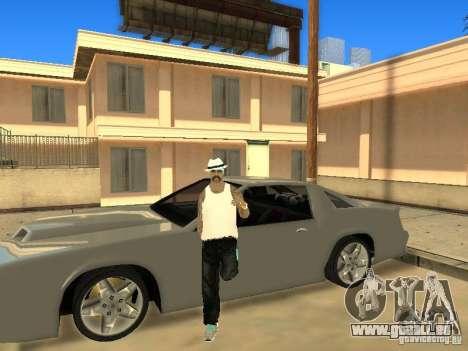 Skinpack Rifa Gang pour GTA San Andreas troisième écran