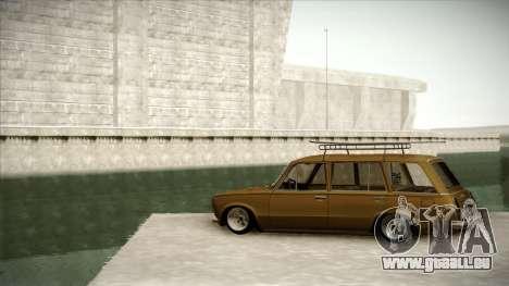VAZ 2102 Floride pour GTA San Andreas vue de droite