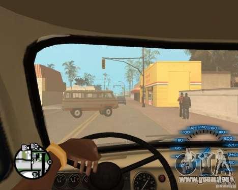 Normale Hände CJâ für GTA San Andreas sechsten Screenshot