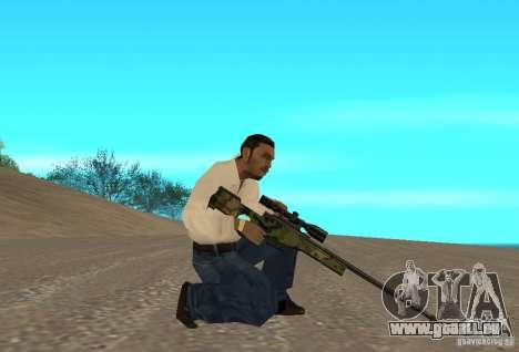L118A Collection Wooland für GTA San Andreas zweiten Screenshot