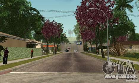 Green Piece v1.0 für GTA San Andreas neunten Screenshot