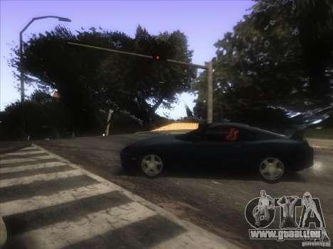 ENB de GTA IV pour GTA San Andreas sixième écran