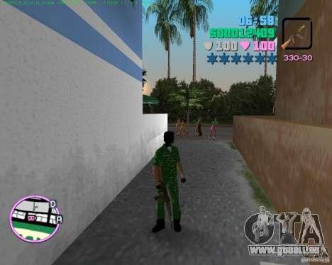 AK-74 GTA Vice City pour la troisième écran