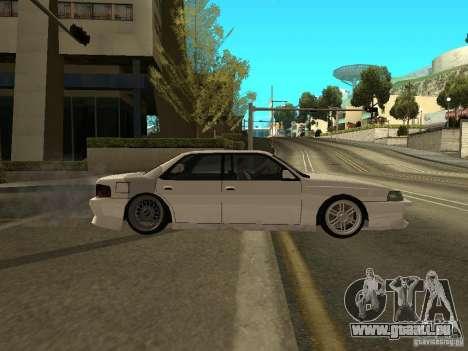 DR Sultan pour GTA San Andreas laissé vue