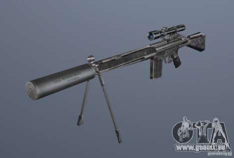 Grims weapon pack2 pour GTA San Andreas douzième écran
