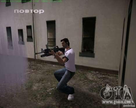M-16 von Scarface für GTA Vice City dritte Screenshot