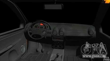 Lada Granta pour GTA Vice City vue arrière