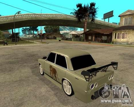 VAZ 2101 D-LUXE für GTA San Andreas linke Ansicht