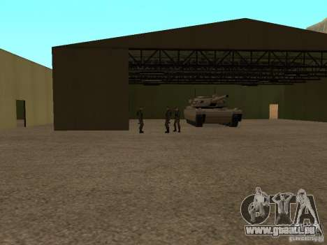 Quartier animé de 69 pour GTA San Andreas deuxième écran