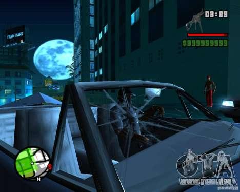 New Windows Crashes für GTA San Andreas dritten Screenshot