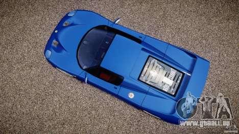 Ferrari F50 Spider v2.0 für GTA 4 rechte Ansicht